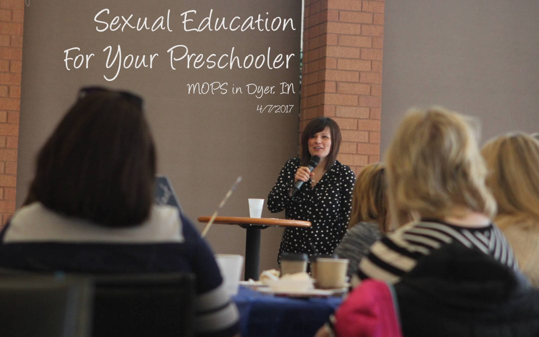 Susan Stutzman Speaks at MOPS at Faith Church in Dyer, IN