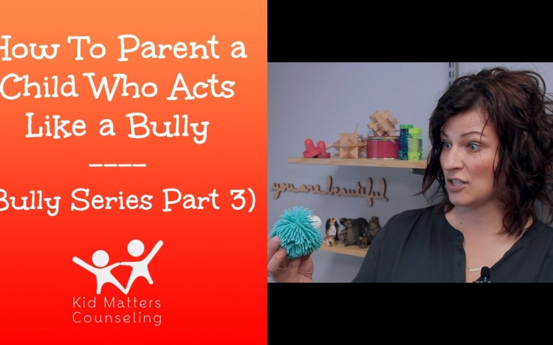 How To Parent a Child Prone to Bullying